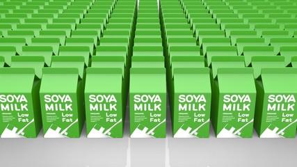 豆乳 500ml 複数