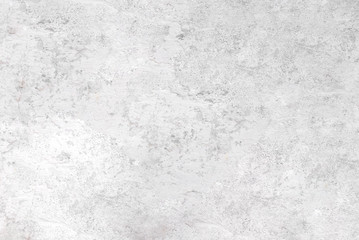 Background light gray wall with shabby paint, texture
