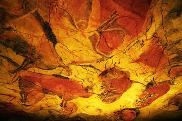 Altamira Cave in Spain, Europe