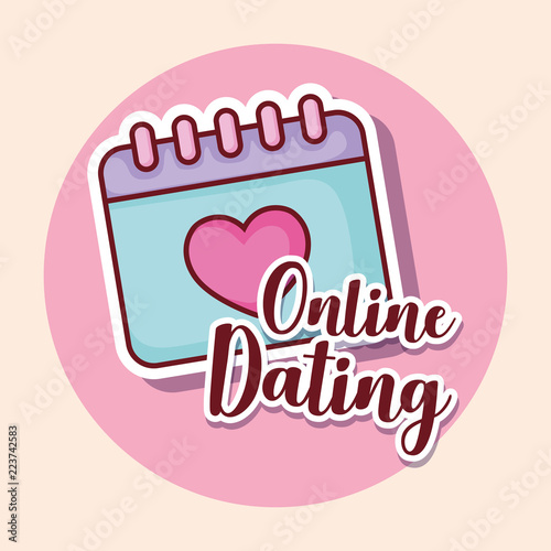 Online dating design