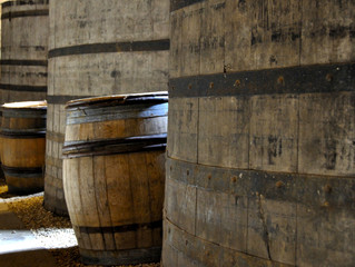 Foudres et tonneaux (vinification)