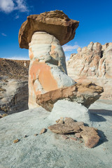 Hoodoos in Stud Horse Point Southern Utah