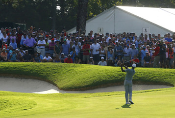 PGA: The Tour Championship - Second Round