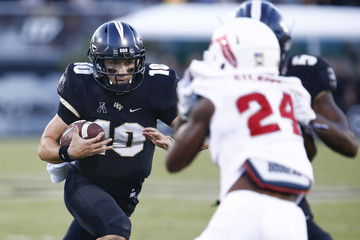NCAA Football: Florida Atlantic at Central Florida