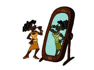 Mirror Josephine