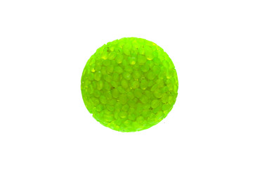 ball isolated on white background