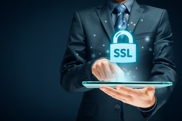 SSL concept