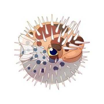 vector cartoon animal clip art