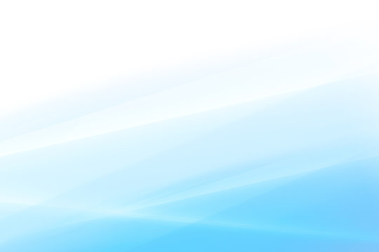 Light blue background with area for graphic elements or text