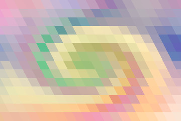 Abstract triangle strip geometric pattern, colorful & artistic for graphic design. Drawing, backdrop, repeat & creative.