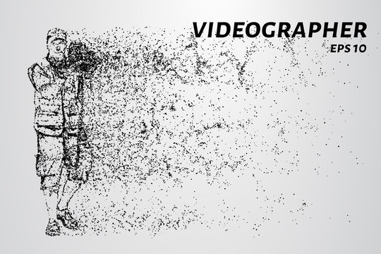The videographer of particles.