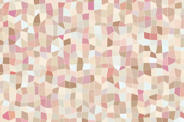 Shape strip, abstract geometric background pattern. Digital, style, web & details.