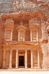 Treasury of Petra