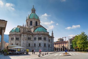 Tuinposter Milan Como Cathedral