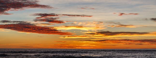 Sunset at Bali