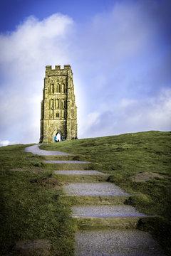 Stairway to Heaven - Glastonbury Tour