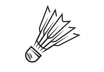 shuttlecock logo