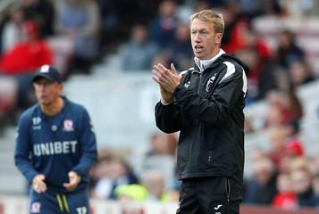 Championship - Middlesbrough v Swansea City