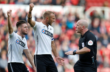 Championship - Middlesbrough v Swansea City
