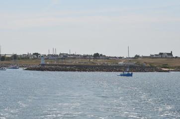 Port de l'ile du Hoëdic