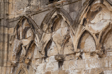 St Mary's Abbey, York, England