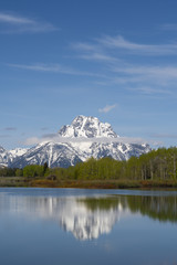 Oxbow Bend In Grand Teton NP