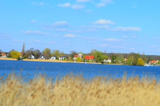 Wasser See Landschaft