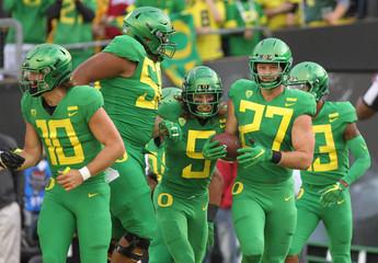 NCAA Football: Stanford at Oregon