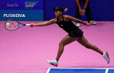 Tennis - Pan Pacific Open Women's Singles Final match