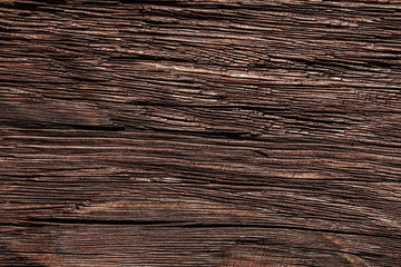 Antique brown natural wooden surface