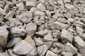 Granitblöcke 4