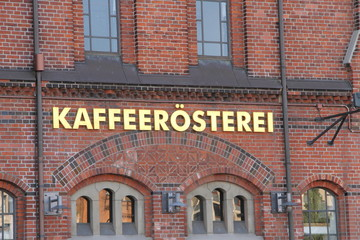 Kaffeerösterei in Hamburg