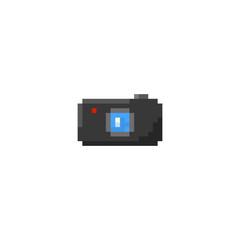 Pixel camera for games and websites