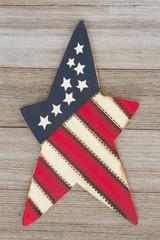 Retro patriotic USA background