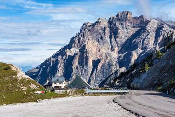 Italien - Südtirol - Passo di Valparola