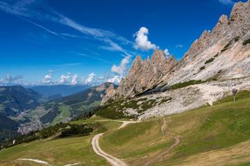 Italien - Südtirol - Grödner Joch