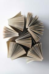 Buch von oben