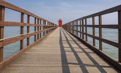 Lignano Sabbiadoro Lighthouse