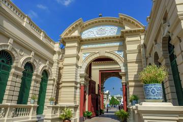 ワットプラケオ寺院 宮殿(タイ、バンコク)観光