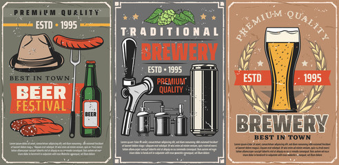 Beer pub and brewery process