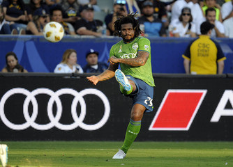 MLS: Seattle Sounders at Los Angeles Galaxy