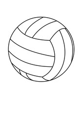 Sport ball volleyball