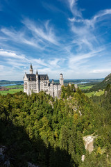 Neuschwanstein Castle Germany - Landmark in Schwangau, Bavaria