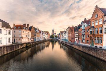 Brugge cityscape