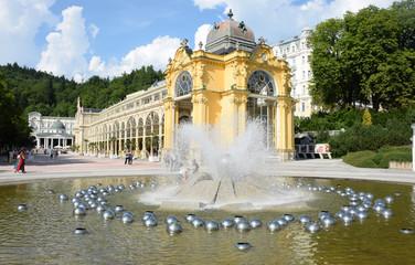 Brunnen in Marienbad