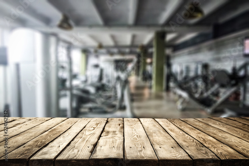 Close treadmill fitness room background color stock photo edit