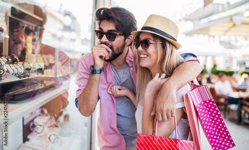 Dating som shopping