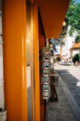 Boutique de souvenir, Montmartre, Paris