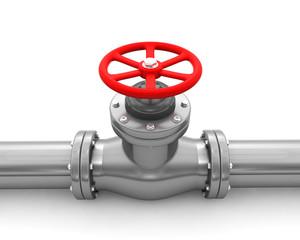 vanne tuyau pipeline conduite