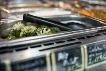 brocolis cuisinés